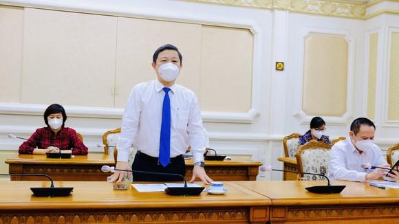 Ông Nguyễn Văn Hiếu giữ chức Giám đốc Sở GĐ-ĐT TPHCM ảnh 6