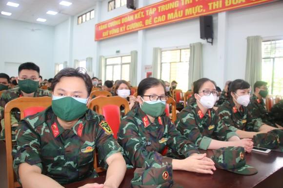 Bộ Tư lệnh TPHCM thành lập 310 tổ công tác xuất quân hỗ trợ cung cấp lương thực cho người dân ảnh 6