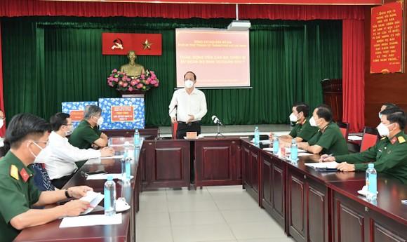 Phó Bí thư Thành ủy TPHCM Nguyễn Hồ Hải: 'Pháo đài' mạnh hay không nằm ở khâu phối hợp ảnh 1