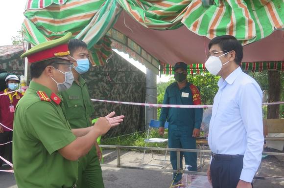 TPHCM: Thêm huyện Cần Giờ đạt tiêu chí kiểm soát dịch Covid-19 ảnh 1