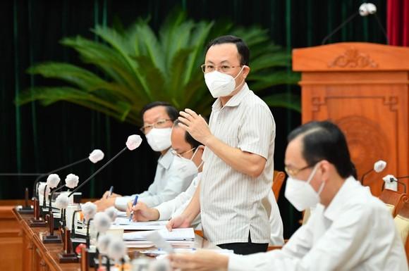 Bí thư Thành ủy TPHCM Nguyễn Văn Nên: An toàn để sản xuất, sản xuất phải an toàn ảnh 3