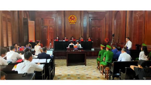 Bị cáo Nguyễn Thành Tài bị đề nghị 8-9 năm tù ảnh 3
