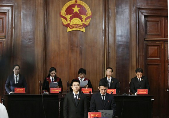 Tuyên phạt ông Nguyễn Thành Tài 8 năm tù ảnh 1