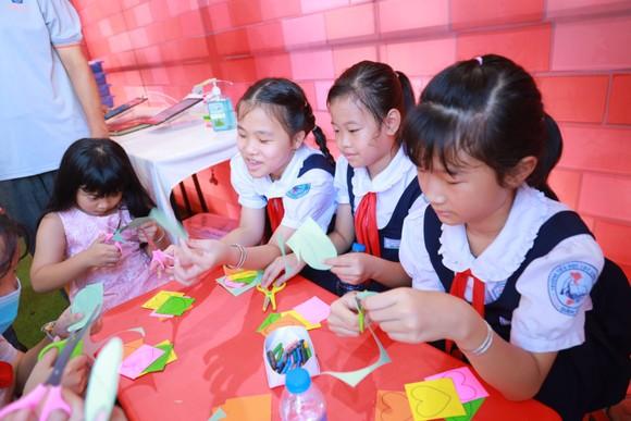 Nhiều hoạt động phong phú trong Ngày hội Văn hóa đọc quận 11 ảnh 2