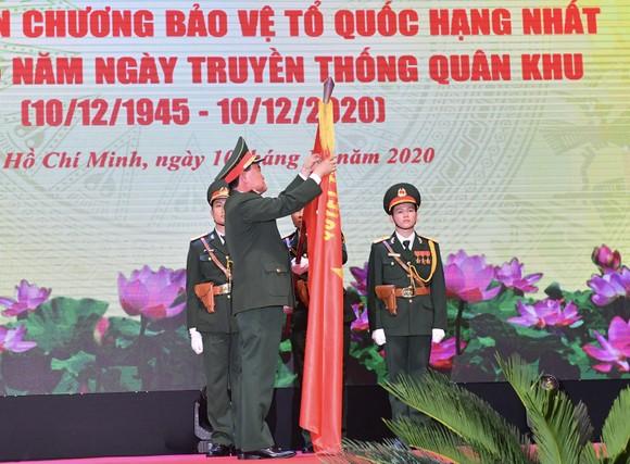 Quân khu 7 đón nhận Huân chương bảo vệ Tổ quốc hạng Nhất ảnh 2