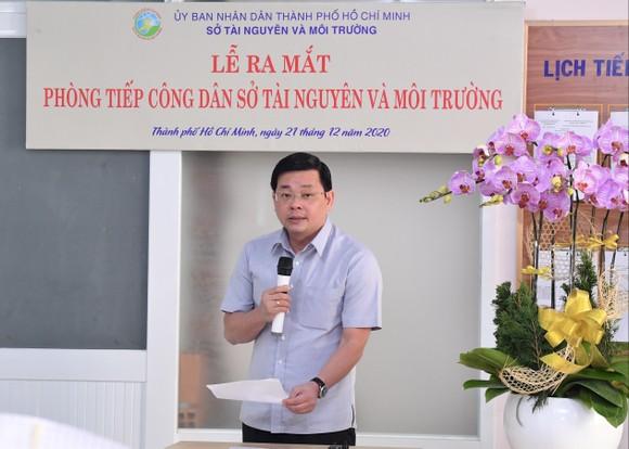 Sở Tài nguyên và Môi trường TPHCM ra mắt Phòng tiếp công dân ảnh 2