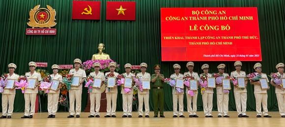 Đại tá Nguyễn Hoàng Thắng giữ chức vụ Trưởng Công an TP Thủ Đức ảnh 3