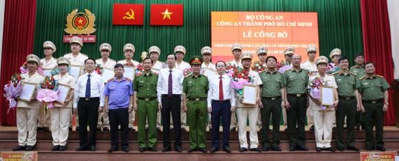 Đại tá Nguyễn Hoàng Thắng giữ chức vụ Trưởng Công an TP Thủ Đức ảnh 5