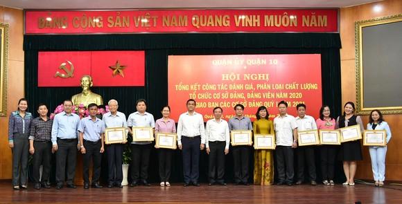 Nâng cao năng lực lãnh đạo của tổ chức cơ sở Đảng và chất lượng đảng viên ảnh 3