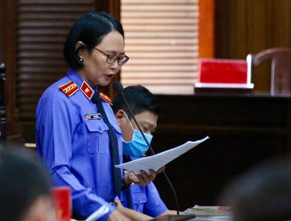 Đề nghị tuyên bà Dương Thị Bạch Diệp mức án tù chung thân ảnh 2