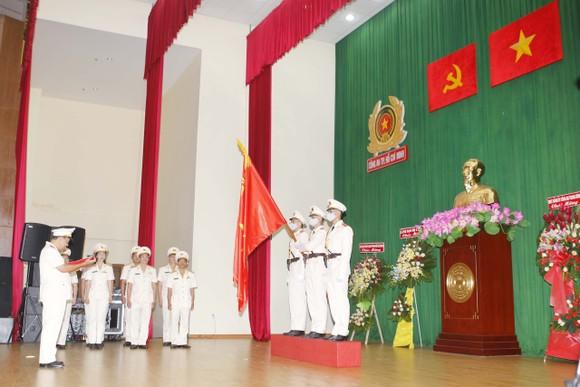 Thành lập Cơ quan Ủy ban Kiểm tra Đảng ủy Công an TPHCM ảnh 2