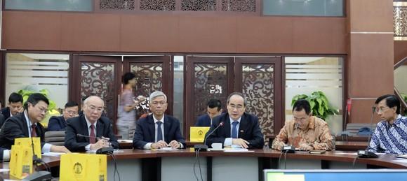 TPHCM tìm hiểu kinh nghiệm đào tạo chất lượng quốc tế tại Indonesia ảnh 1