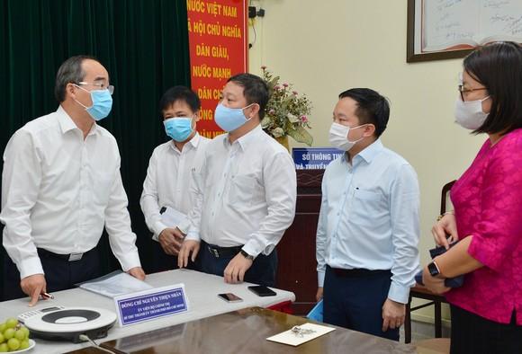 Xây dựng quy tắc thích ứng với nguy cơ lây nhiễm nhưng không có dịch ảnh 4