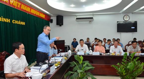 Bí thư Thành ủy TPHCM: Rà soát, xử lý hình sự đầu nậu phân lô đất nông nghiệp xây dựng không phép ảnh 6