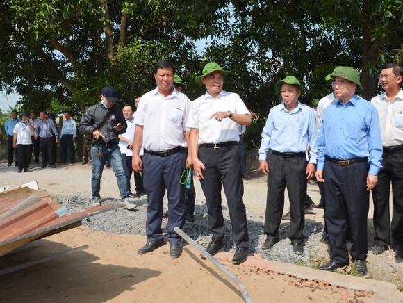 Bí thư Thành ủy TPHCM: Rà soát, xử lý hình sự đầu nậu phân lô đất nông nghiệp xây dựng không phép ảnh 4