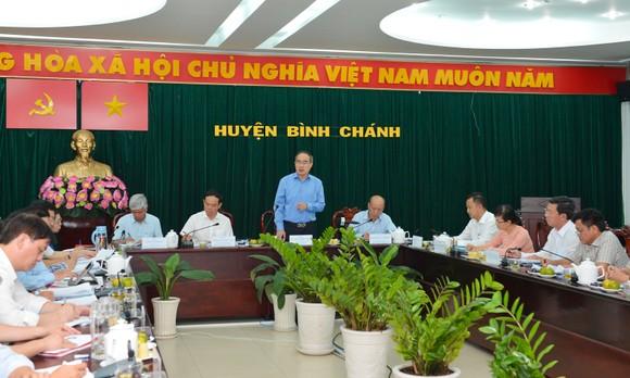 Bí thư Thành ủy TPHCM: Rà soát, xử lý hình sự đầu nậu phân lô đất nông nghiệp xây dựng không phép ảnh 2