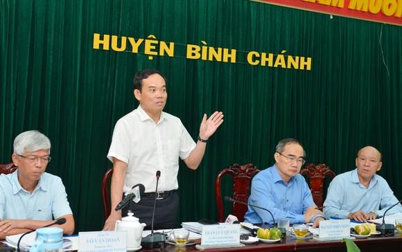 Bí thư Thành ủy TPHCM: Rà soát, xử lý hình sự đầu nậu phân lô đất nông nghiệp xây dựng không phép ảnh 5