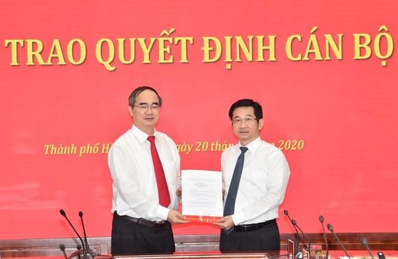 Ban Bí thư chuẩn y đồng chí Dương Ngọc Hải làm Ủy viên Ban Thường vụ Thành ủy TPHCM ảnh 1