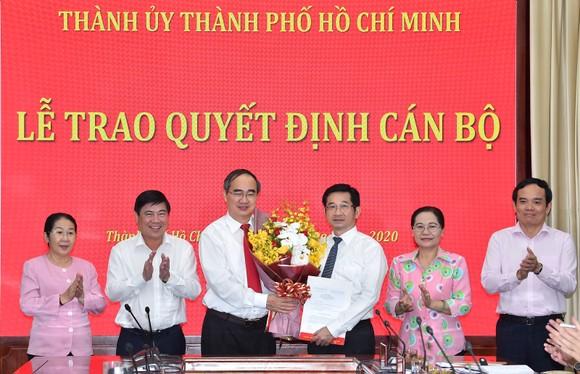 Ban Bí thư chuẩn y đồng chí Dương Ngọc Hải làm Ủy viên Ban Thường vụ Thành ủy TPHCM ảnh 2