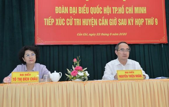 Bí thư Thành ủy TPHCM: Dự án Khu đô thị du lịch lấn biển Cần Giờ chắc chắn sẽ thực hiện ảnh 1