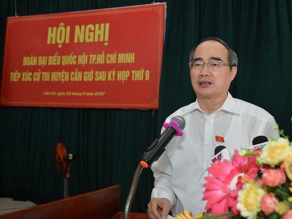 Bí thư Thành ủy TPHCM: Dự án Khu đô thị du lịch lấn biển Cần Giờ chắc chắn sẽ thực hiện ảnh 2
