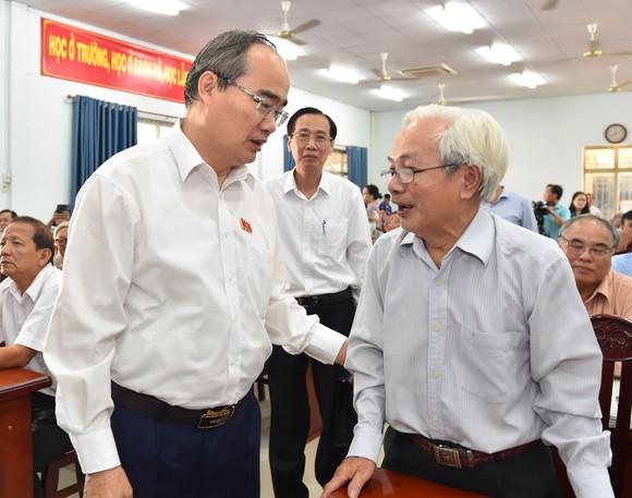 Bí thư Thành ủy TPHCM Nguyễn Thiện Nhân: Chống tham nhũng chưa bao giờ thực hiện quyết liệt như lúc này ảnh 3