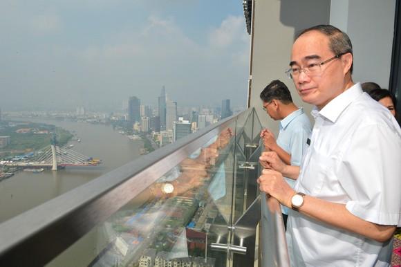 Bí thư Thành ủy TPHCM Nguyễn Thiện Nhân: Chỉnh trang chợ Gà Gạo là dự án trọng điểm trong nhiệm kỳ tới ảnh 4