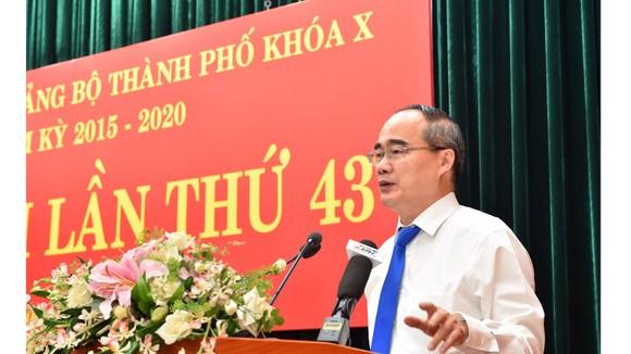 Thành ủy TPHCM bàn đề án thành lập 'Thành phố Thủ Đức' ảnh 2
