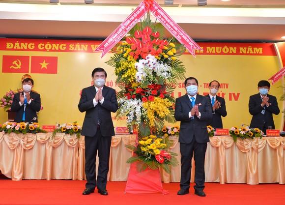Đưa Tổng Công ty Cấp nước Sài Gòn vào câu lạc bộ doanh nghiệp nộp ngân sách trên 1.000 tỷ đồng/năm ảnh 1