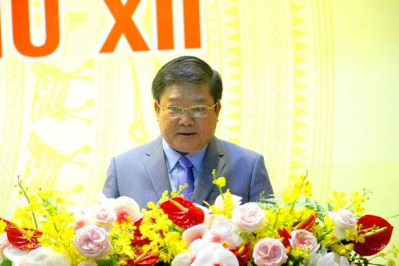 Đồng chí Lê Văn Thinh tái đắc cử Bí thư Quận ủy quận Bình Tân ảnh 4