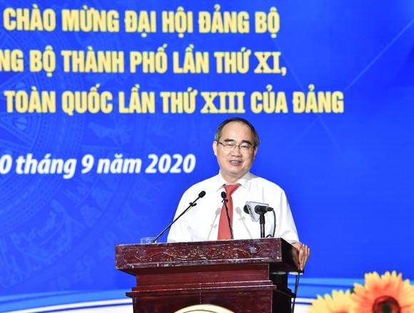 Bí thư Thành ủy TPHCM Nguyễn Thiện Nhân: Định hướng đúng, dù khó khăn người dân vẫn hưởng ứng ảnh 1