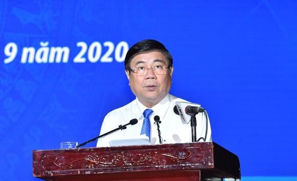 Bí thư Thành ủy TPHCM Nguyễn Thiện Nhân: Định hướng đúng, dù khó khăn người dân vẫn hưởng ứng ảnh 2