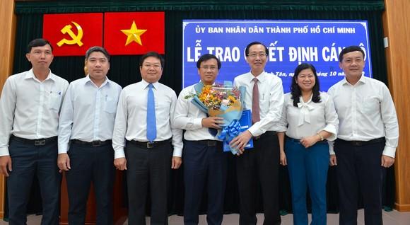 Ông Nguyễn Minh Nhựt làm Chủ tịch UBND quận Bình Tân ảnh 1