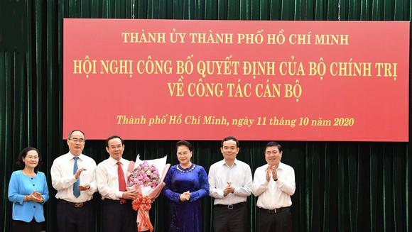 Chủ tịch Quốc hội Nguyễn Thị Kim Ngân: Quyết định với đồng chí Nguyễn Văn Nên được Bộ Chính trị cân nhắc kỹ ảnh 1