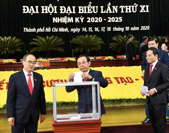Tân Bí thư Thành ủy TPHCM Nguyễn Văn Nên chính thức ra mắt ảnh 3