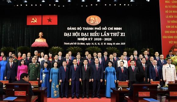 Ban Thường vụ Thành ủy TPHCM chính thức có phân công công tác ảnh 1