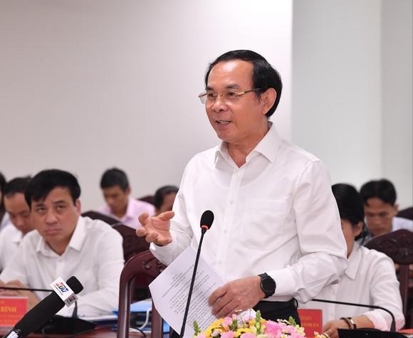Bí thư Thành ủy TPHCM Nguyễn Văn Nên: Việc liên quan đến người dân phải bàn với dân ảnh 8