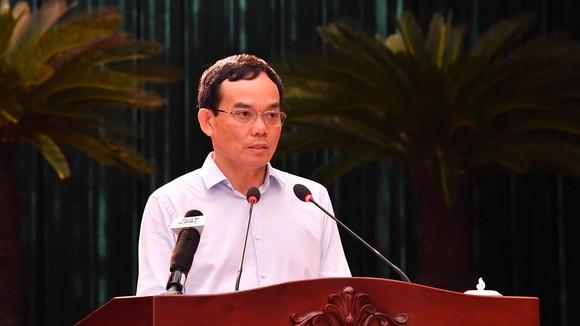Bí thư Thành ủy TPHCM Nguyễn Văn Nên: Cụ thể hóa nghị quyết bằng chương trình sát sườn, đưa TPHCM phát triển nhanh, bền vững ảnh 4