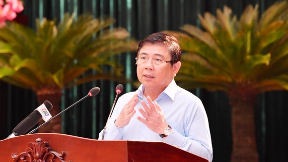 Bí thư Thành ủy TPHCM Nguyễn Văn Nên: Cụ thể hóa nghị quyết bằng chương trình sát sườn, đưa TPHCM phát triển nhanh, bền vững ảnh 3