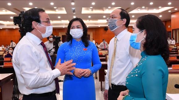 Bí thư Thành ủy TPHCM Nguyễn Văn Nên: Không để nợ lời hứa với dân thành nợ xấu ảnh 1