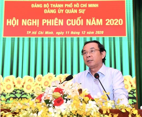 Đồng chí Nguyễn Văn Nên giữ chức Bí thư Đảng ủy Quân sự TPHCM ảnh 2