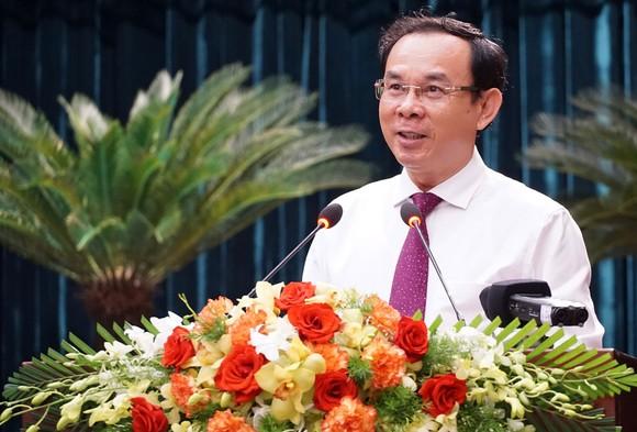Bí thư Thành ủy TPHCM Nguyễn Văn Nên: Tài sản nhà nước nếu có thất thoát thì kiên quyết thu hồi ảnh 1