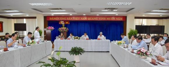 Bí thư Thành ủy TPHCM Nguyễn Văn Nên: Hạn chế tối đa thiệt thòi với cán bộ khi lập TP Thủ Đức ảnh 2