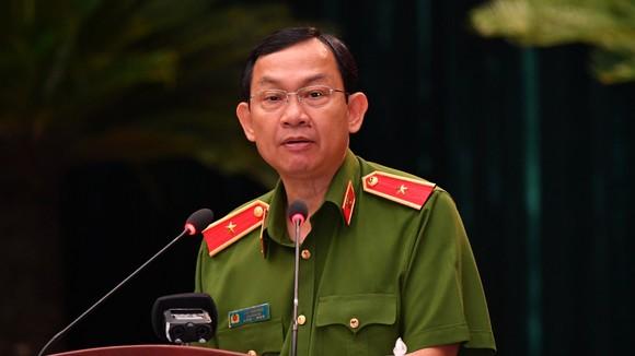Bí thư Thành ủy TPHCM Nguyễn Văn Nên: 'Khi nghe báo tin tội phạm, có mặt ngay không chần chừ' ảnh 5