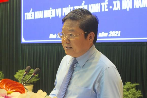 Quận Bình Tân thu ngân sách vượt hơn 18% chỉ tiêu dù dịch Covid-19 phức tạp ảnh 2