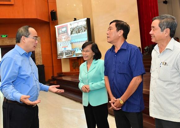 Đồng chí Nguyễn Thiện Nhân: Kiến nghị bổ sung cơ chế đặc thù cho TP Thủ Đức ảnh 2
