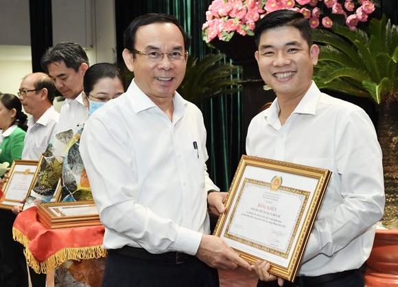 Bí thư Thành ủy TPHCM Nguyễn Văn Nên: Khắc phục nể nang, hình thức trong đánh giá cán bộ ảnh 3