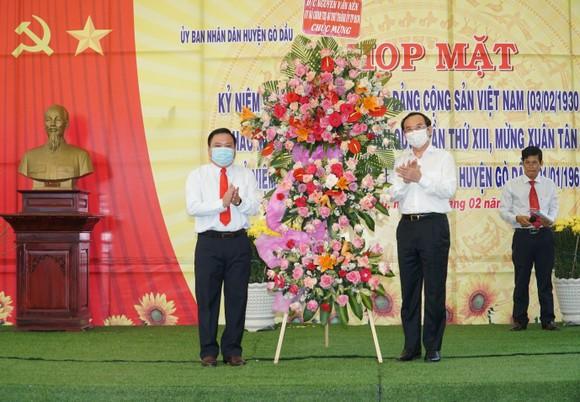 Bí thư Thành ủy TPHCM Nguyễn Văn Nên: Tạo nỗ lực mới, đưa đất nước phát triển hùng cường ảnh 1