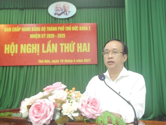 Bí thư Thành ủy TPHCM Nguyễn Văn Nên: TP Thủ Đức có điều kiện đặc thù, thì phải có cơ chế đặc thù ảnh 2