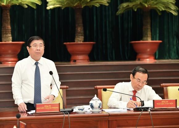 Tăng trưởng kinh tế TPHCM 3 tháng đầu năm gấp 11 lần so với cùng kỳ năm 2020 ảnh 3